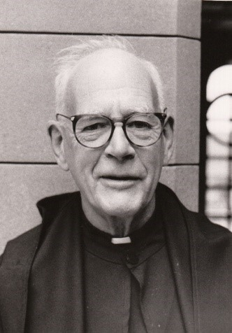 Fr Theo in Knaresborough in 1994