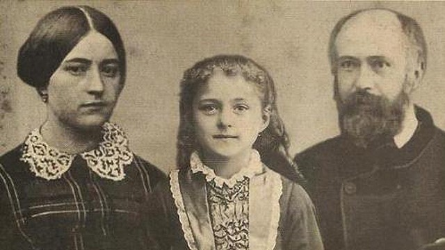 Saints Therese, Louis and Zelie Martin